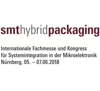 NanoWired auf der SMT Hybrid Packaging in Nürnberg