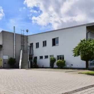 Our Location in Gernsheim