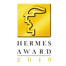 NanoWired wins the HERMES AWARD 2019