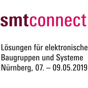 NanoWired auf der SMTconnect in Nürnberg